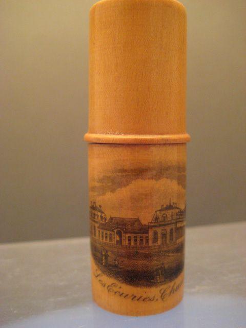 Mauchline Optical Box - Victorian