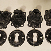 Cast Iron Door Hardware, Covers