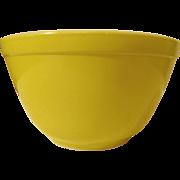 Pyrex Yellow 1 1/2 Pint, #401  Mixing Bowl