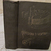 1904 The Fireside University of Modern Invention,Discovery and Art by John McGovern, Union Publishing House, Copyright by M B Downer & Co