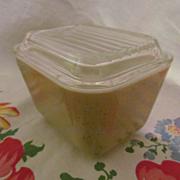 Pyrex Homestead 1 1/2 cup, #601 Refrigerator Dish