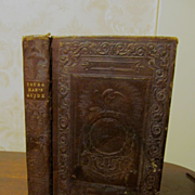 1836 A Young Man's Guide by Wm A Alcott, Publ Perkins & Marvin