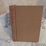 1944 Ernie Pyle, Brave Men, Publ Henry Holtand Company