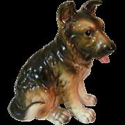 """Lefton 8"""" German Shepard Puppy Figurine H8165"""