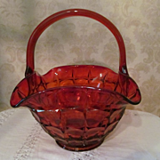 "Indiana Constellation Sunset 10"" Basket"