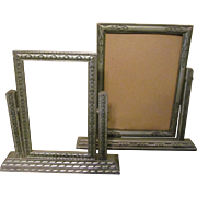 Pair Art Deco Swing Picture Frames