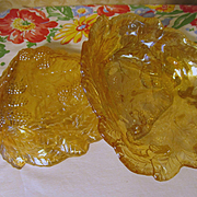 Indiana Loganberry Marigold Carnival Bowls