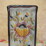 Sant Anna Portugal Vase, Dated 1946