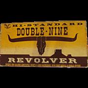 Hi Standard Double Nine Revolver Gun Box Only
