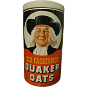 Quaker Oats Cookie Jar by Regal China
