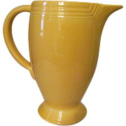 Fiesta Yellow Coffee Pot by Homer Laughlin, No Lid