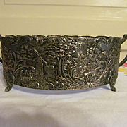 Sheffield Silver Plate Casserole Holder Server