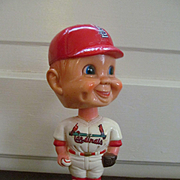 St Louis Cardinals Baseball Nodder Bobble Head