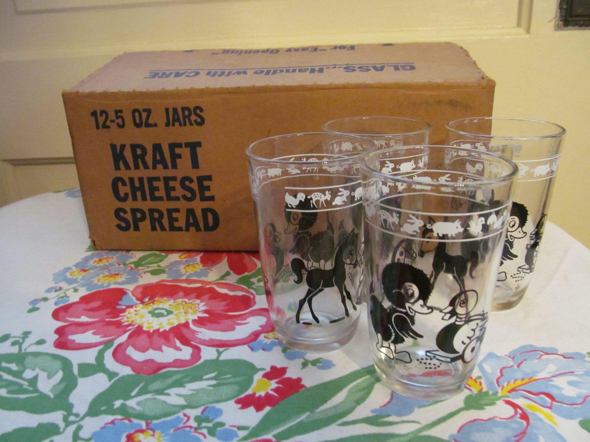Kraft Swanky Swigs Kiddy Cups with Original Box