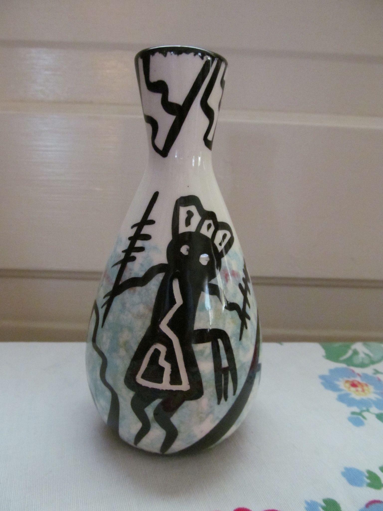 Mana Studio Arizona Pottery Vase