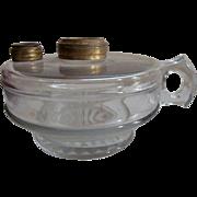 Oil Kerosend Handled Bracket Lamp, Filler Cap