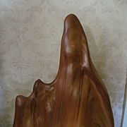 Large Mid Century Cypress Root Wood Sculpture