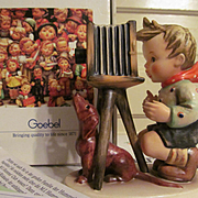 Hummel Goebel The Photographer #178 Paperwork and Box
