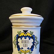 Blair Herbal Apothecary Jar