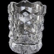 American Fostoria Toothpick Holder