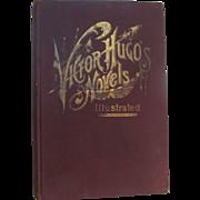 1890  Novels by Victor Hugo, Les Miserables Volume 3, Collier