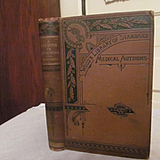 1881 A Treatise on Albuminuria, Kidney Disease by Dickinson, William Wood & Company