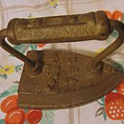 B & L Cast Iron Sad Iron, St Charles ILL, #6