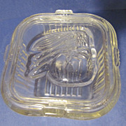 Federal Vegetable Square Refrigerator Dish