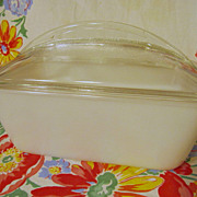 Westinghouse Covered Casserole,Refrigerator Dish