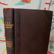 1905 ICS Reference Library Correspondence Textbook #75, Mechanics,Strength of Materials,Graphical Statics