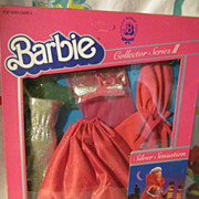 Barbie 1983 Silver Sensation Collectors Series III Outfit #7438, NRFB