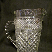 Pretty Wexford 64oz Pitcher, Anchor Hocking