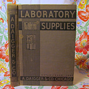 Daigger Laboratory Supplies Catalog