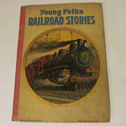 Young Folks Railroad Stories,Charles E Graham & Co