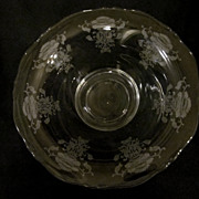 "Lovely Tiffin Flanders 11.5"" Bowl"