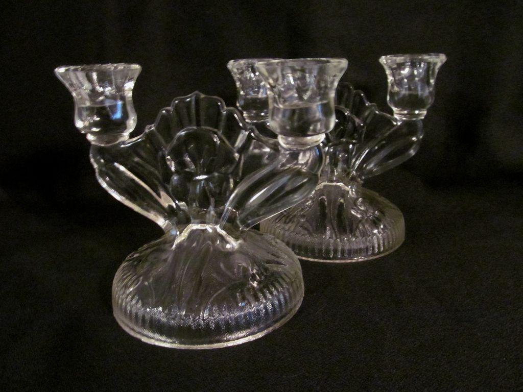 Iris & Herringbone,Jeannette Candle Holders