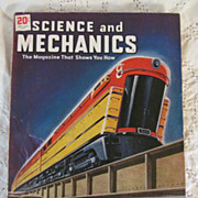 1947 Science & Mechanics Magazine, Oct-Nov