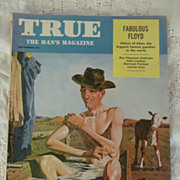 1956 True, the Man's Magazine, September