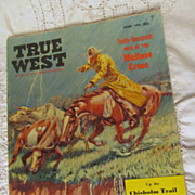 1961 True West Magazine, June