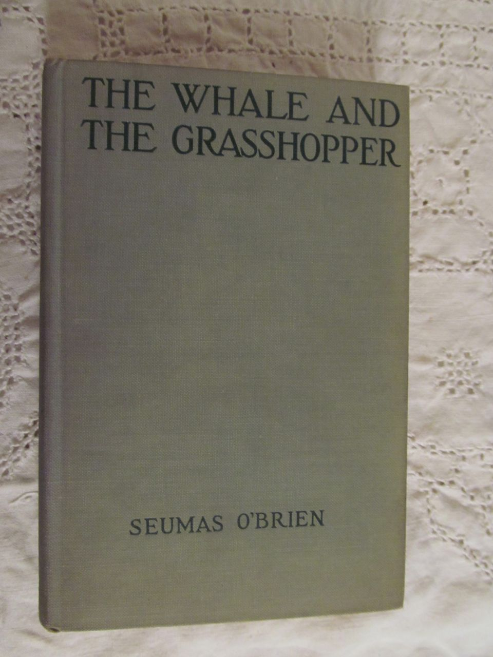The Whale and the Grasshopper and Other Fables, Seumas O'Brien, 1916