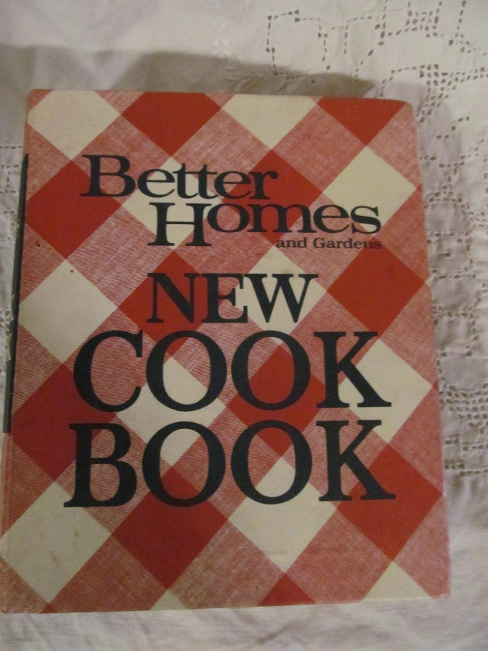 1968 Better Homes & Garden Cook Book