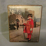 Sharp's England, Sentinel of the Tower Tin with Paperwork