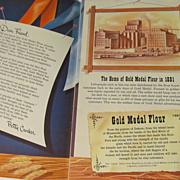 1880-1955 Gold Medal Flour Jubilee Cook Book