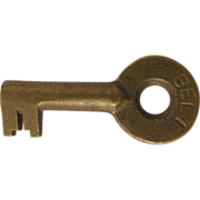 Belt Railway, Chicago Brass Switch Key