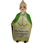 Enesco Grandpa Spoon Rest, Wall Plaque