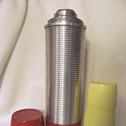 Thermos,Cork,3 Cups, Original Label