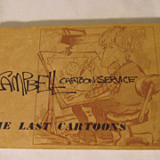 Campbell Cartoon Service, The Last Cartoons