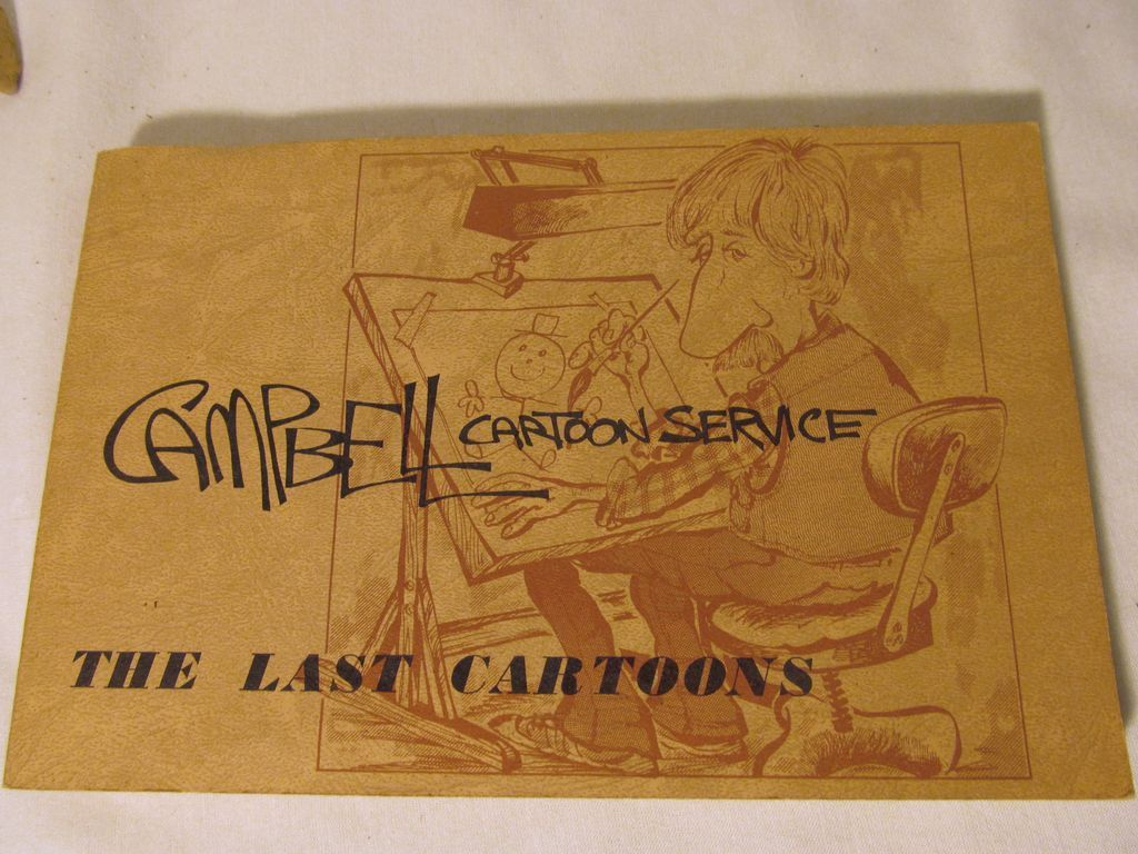 Campbell Cartoon Service, The Last Cartoons