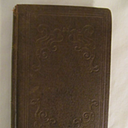 1856 The Life and Exploits of Col Daniel Boone by Timothy Flint, Applegate