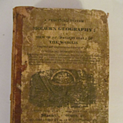 1834 A Practical System of Modern Geography by Olney, Robinson